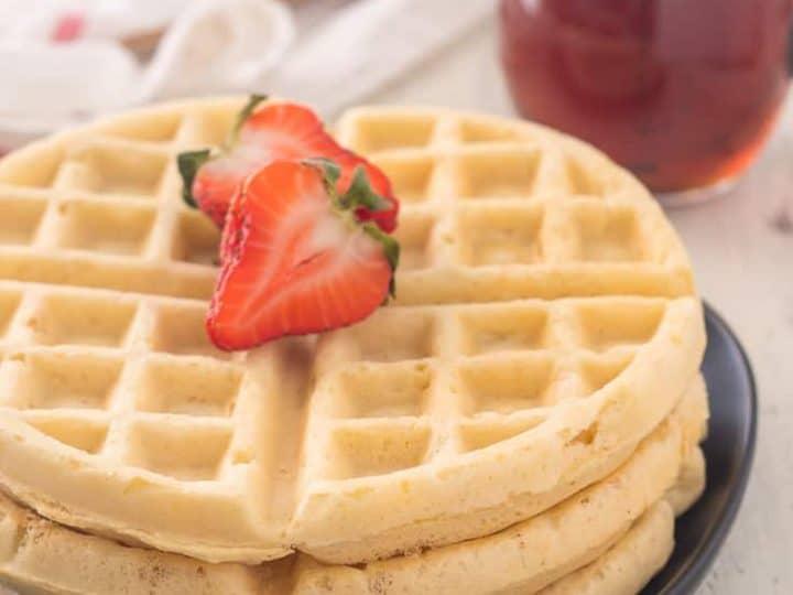 Grandma's {Best} Gluten Free Waffles