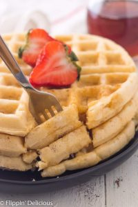 The Best Gluten Free Waffles Recipe