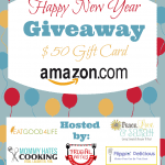 Happy New Year! $50 Amazon Giveaway