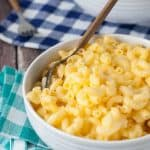 Gluten Free 1 Pot, No-Drain, Mac n Cheese