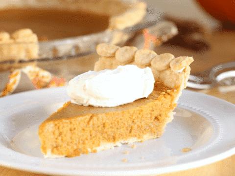 Gluten-Free Honey Pumpkin Pie