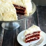 Gluten Free Red Velvet Cake with Cream Cheese Frosting