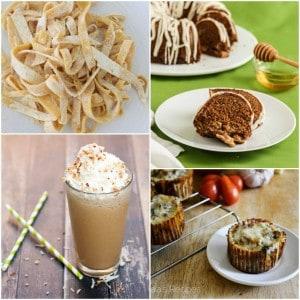 Gluten Free Rosh Hashanah Recipes| Savoring Saturdays