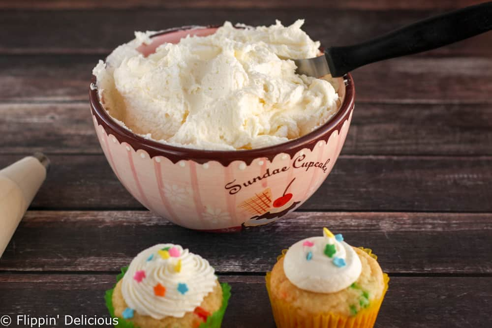 the secrets to the perfect easy homemade american buttercream frosting ...