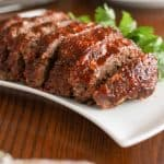 Gluten Free Slow Cooker Meatloaf