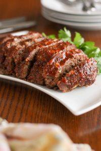 Gluten Free Slow Cooker Meatloaf