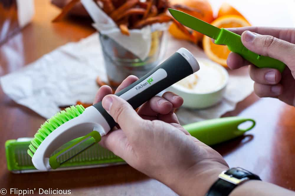 kitchen iq knife sharpening party -6