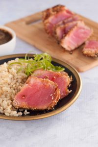 seared ahi tuna steaks-1