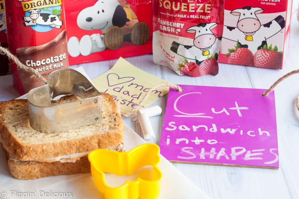 The ABC's of packing lunch make it easy to send your kids with a lunch you feel good about them eating.