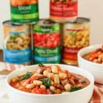 Tuscan 3 Bean Sausage Soup Recipe