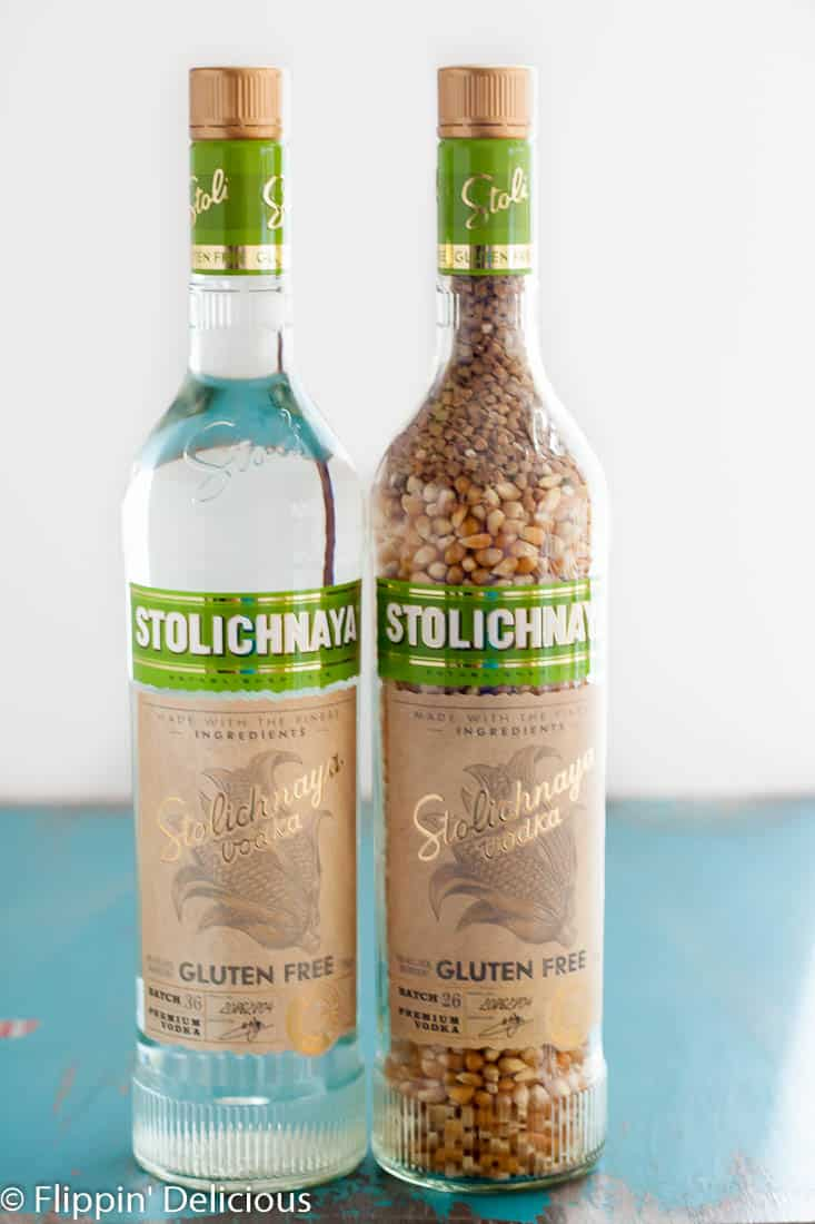 Stoli's new gluten free vodka