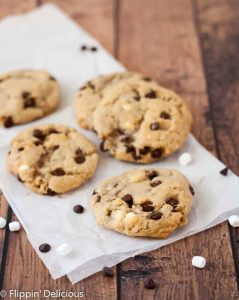 dairy free gluten free s'mores cookies photo-1
