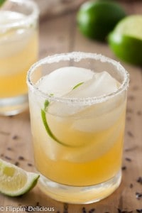 Lavender Honey Margaritas Recipe