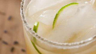 Lavender Honey Margaritas Recipe