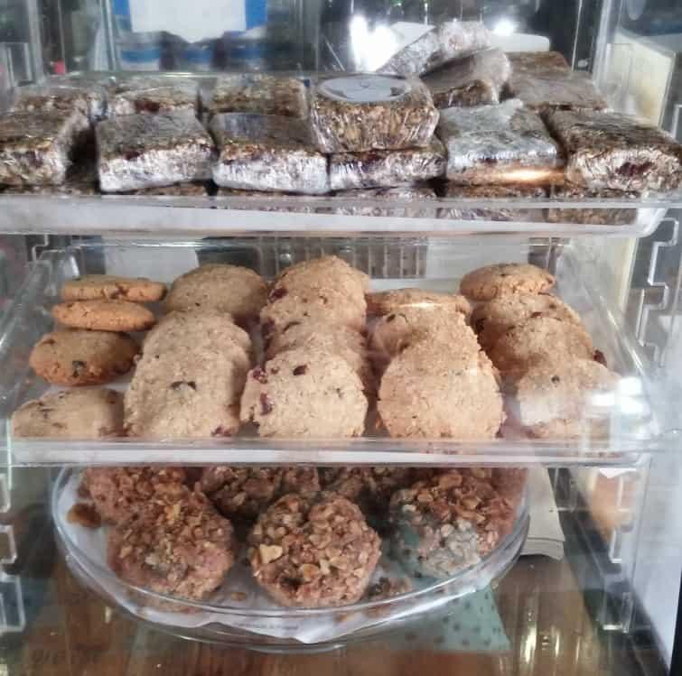 san diego gluten free trilogy sanctuary la jolla gluten free vegan bakery case