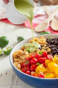 Gluten Free Southwest Pasta Salad