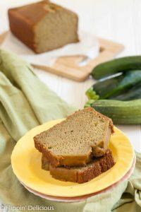 Gluten Free Blender Zucchini Bread