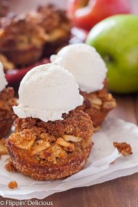 Gluten Free Apple Brown Betty