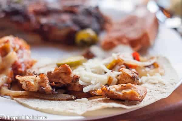 My family spent a truly Relaxing Gluten-Free Weekend at Hyatt Tamaya Resort. Great gluten-free food options, fun activities, and time to reconnect. Fajita at Santa Ana Cafe Buffet