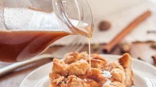Gluten-Free Chai French Toast Casserole
