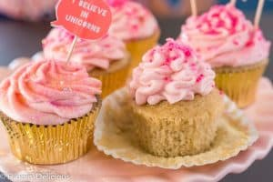 Gluten Free Yellow Cupcake Recipe