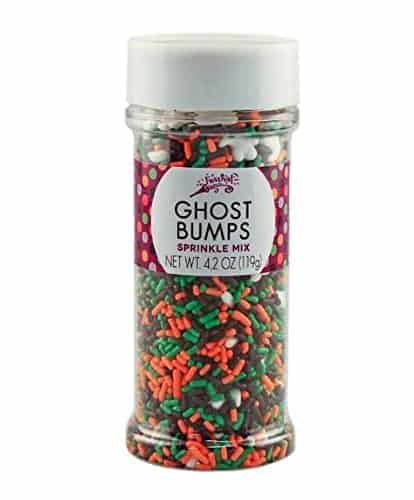 Gluten Free Ghost Bumps Sprinkles Mix