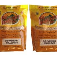 GF Harvest PureOats Rolled Oats, Gluten Free, 41 Ounce Bag (Pack of 2)