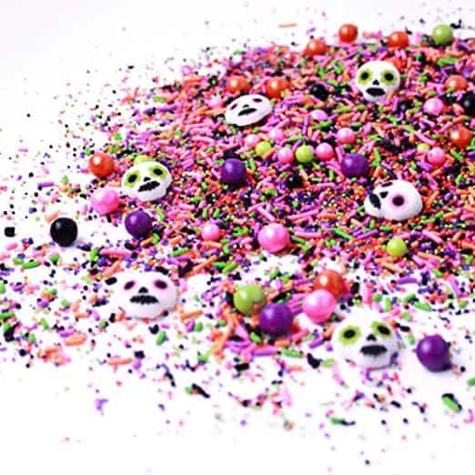 Dia De Los Muertos Sprinkle Mix, 2oz