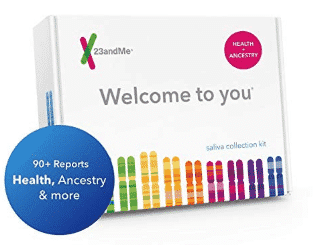 23 and me dna test with health report