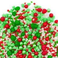 Holiday Candy Sprinkles | Candyfetti | Deliciously Flavorful Sprinkle Blends | Made from Candy! (O Christmas Tree)