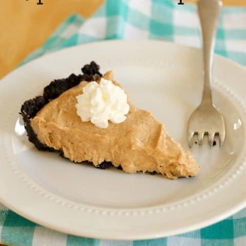 Gluten-Free Peanut Butter Pie