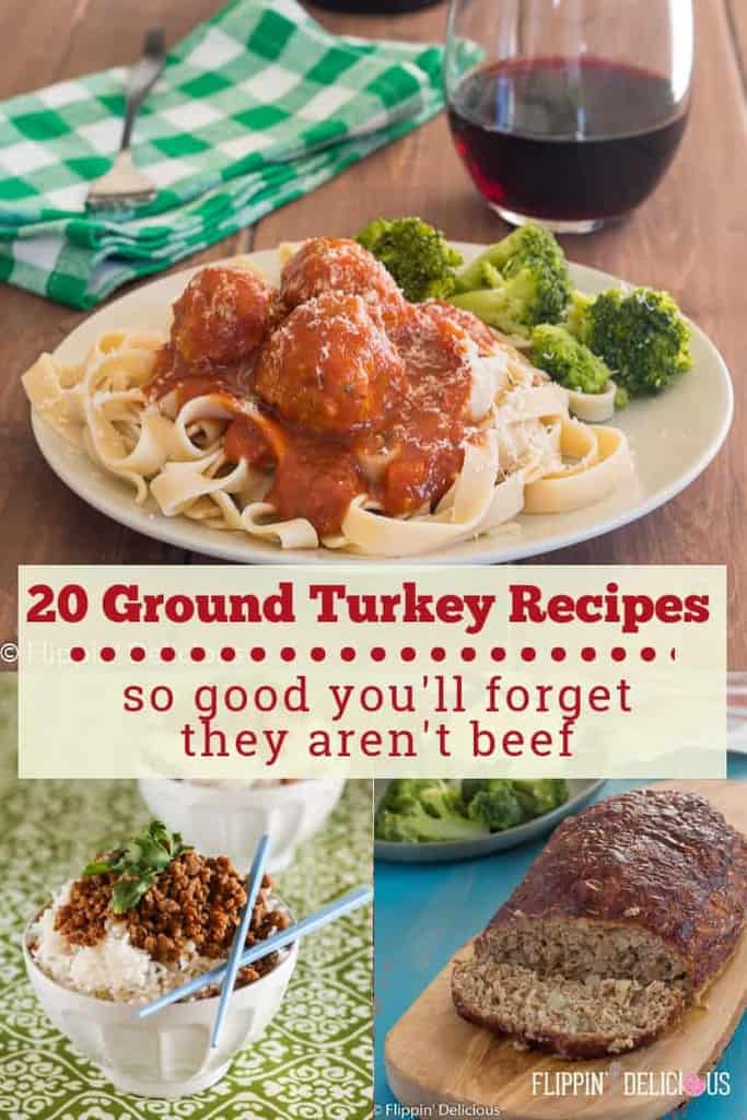20 Ground Turkey Recipes So Good You Ll Forget They Aren T Beef