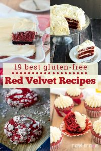 19 Best Gluten Free Red Velvet Recipes