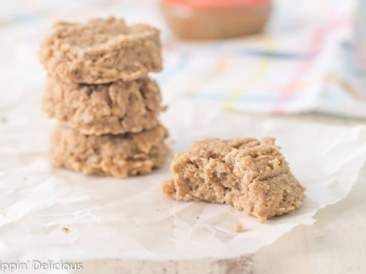 Vegan Gluten Free No Bake Cookies