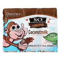 So Delicious Chocolate Coconut Milk