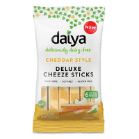 Plant-Based Deluxe Cheeze Sticks | Daiya Foods, Deliciously Dairy Free