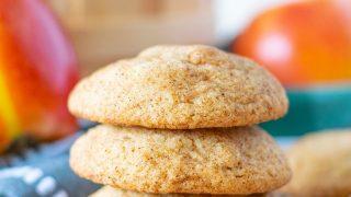 Gluten Free Apple Spice Snickerdoodles