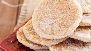 Gluten Free Snickerdoodles Cookie Recipe