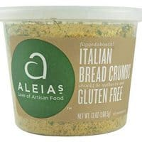 Aleia's Bread Crumbs Gluten Free Italian -- 13 oz - 2 pc