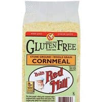 Bob's Red Mill Gluten Free Cornmeal, 24-ounce (Pack of 4)