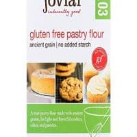 Jovial Pastry Flour,Gluten Free 24 Oz (Pack Of 6)