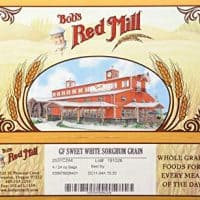 Bob's Red Mill Whole Grain Sorghum, 24 Oz (Pack of 4)
