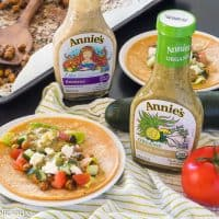 Annie's Green Garlic and Goddess Lite Dressing