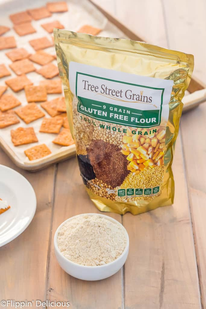9 Grain Gluten Free Flour Blend