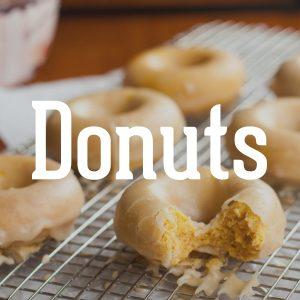 gluten free donut recipes